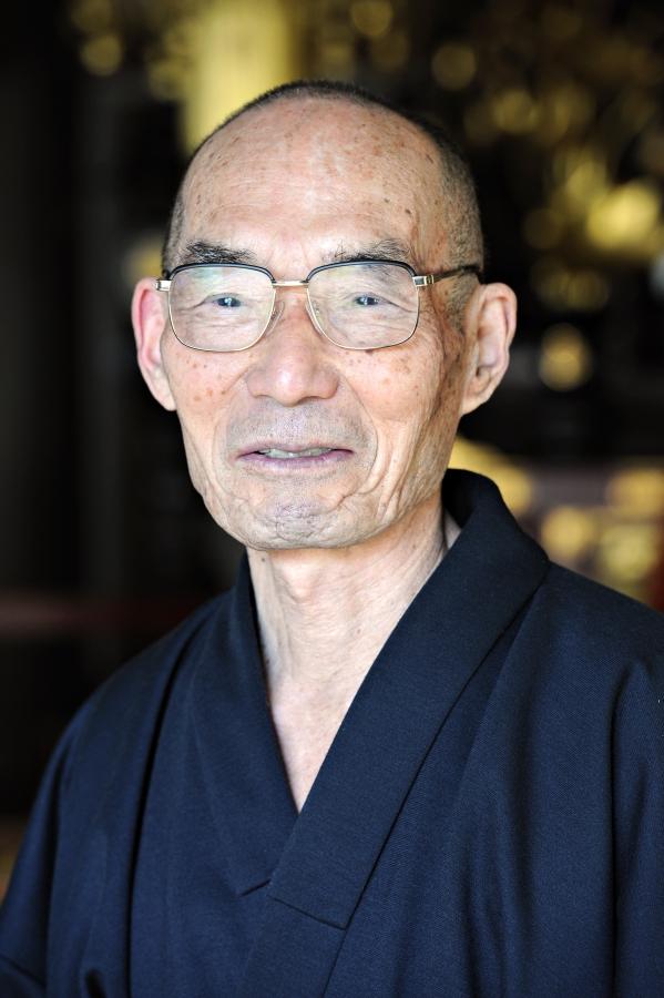 長福寺 住職